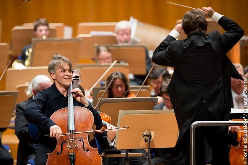 with Andrey Boreyko and Düsseldorf Symphony