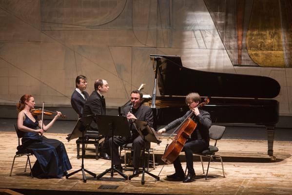 Messiaen with Jörg and Carolin Widmann and Alexander Melnikov