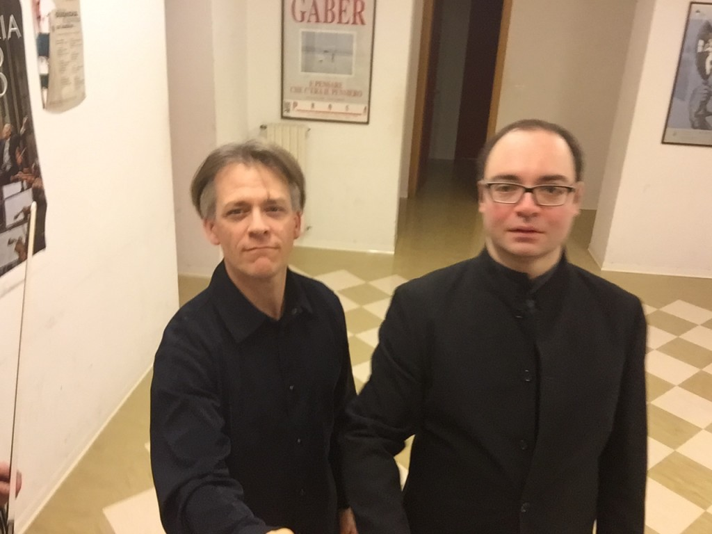 Selfy with Alexander Melnikov